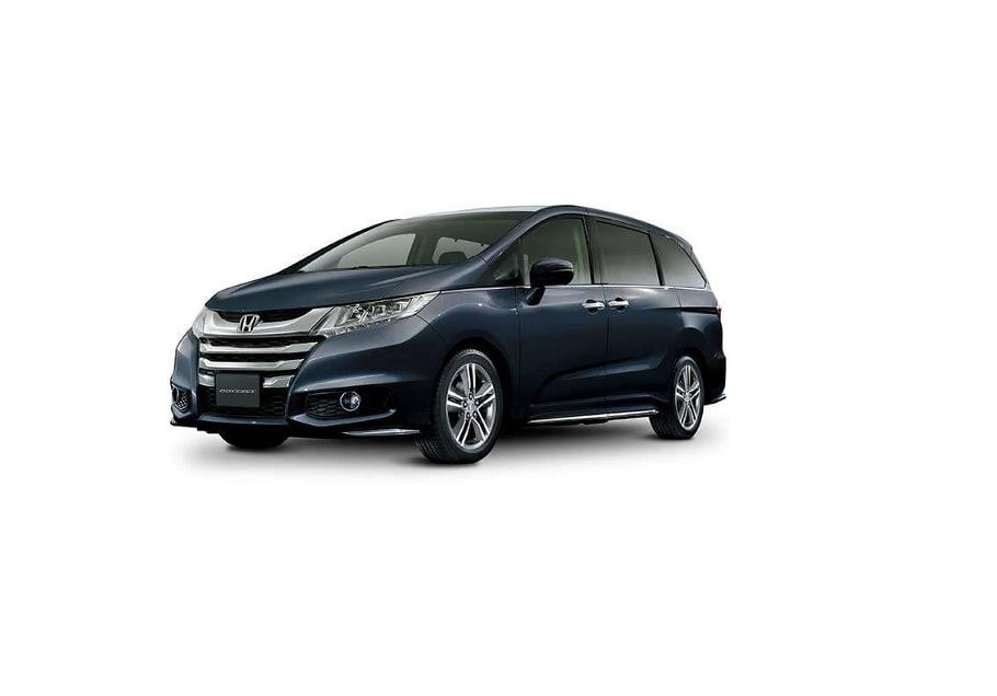 New Honda Odyssey Hybrid 2 0 Absolute 8 Seater Honda Sensing A For Sale Online In Singapore Ucars