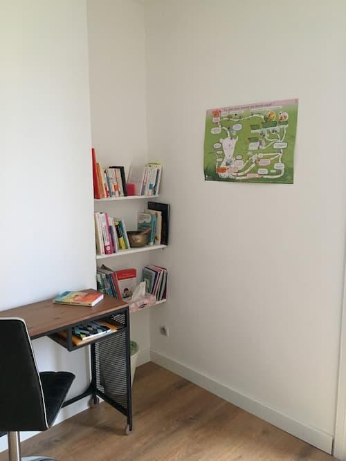 Le cabinet - Emilie Ogier Sophrologie