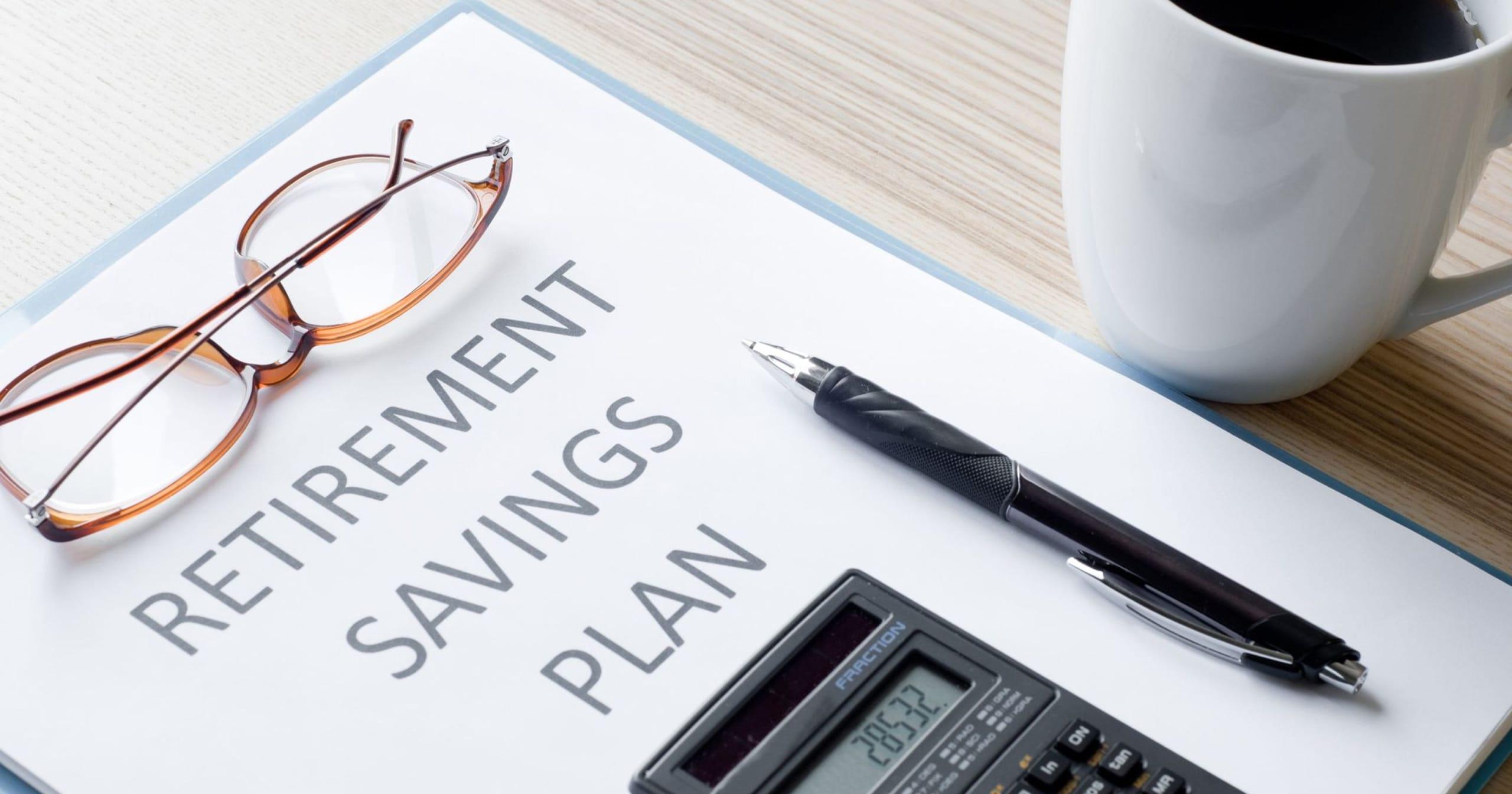 Future Saving Solutions: Retirement Planning Process