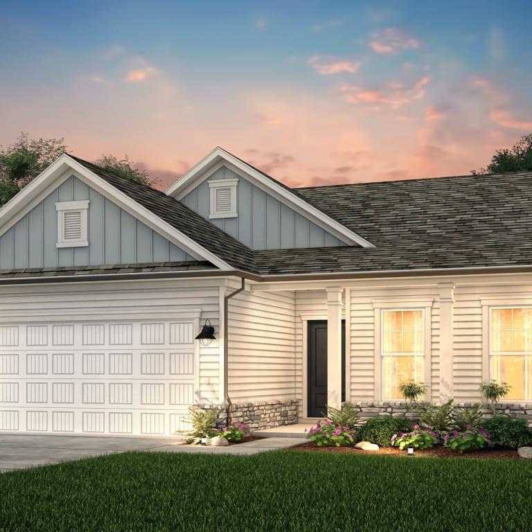 Lakeshore New Home Communities Durham North Carolina