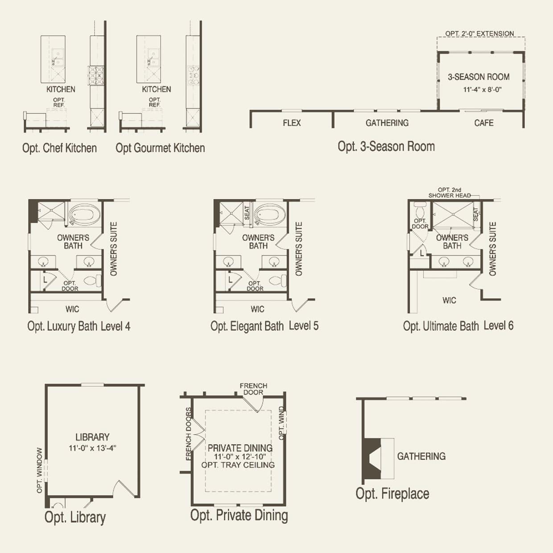 100 Continental Homes Floor Plans Arizona – Continental Homes Floor Plans Arizona