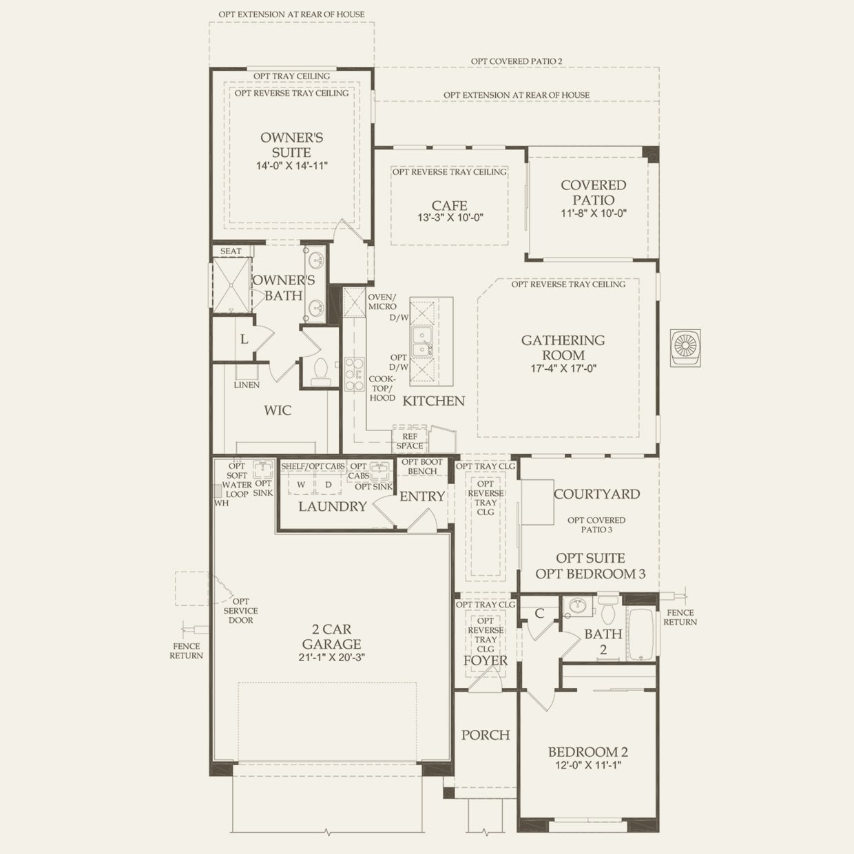 brownstone at reverence collection ii in las vegas nevada pulte first floor