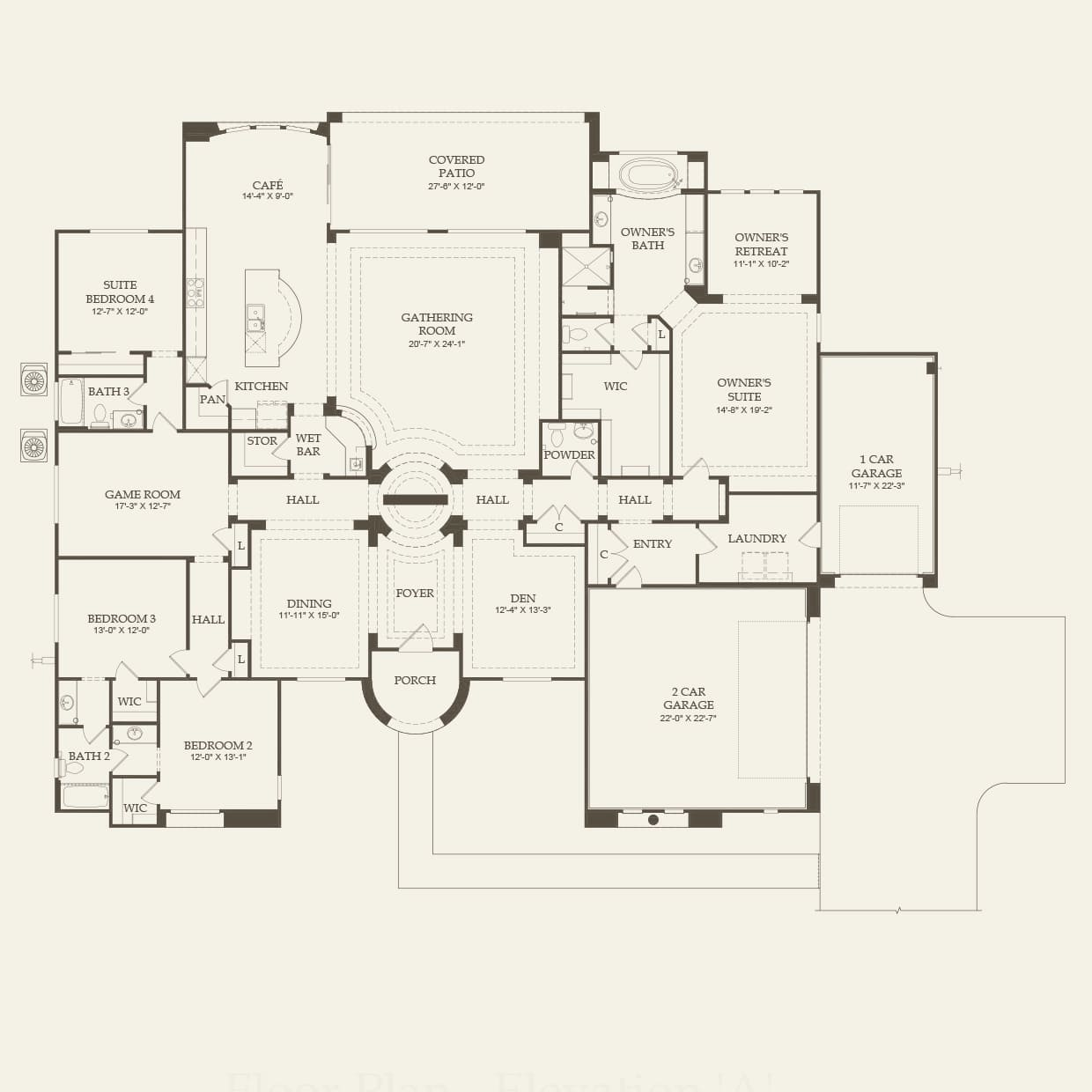 Pulte home floor plans in arizona home fatare Monarch homes floor plans