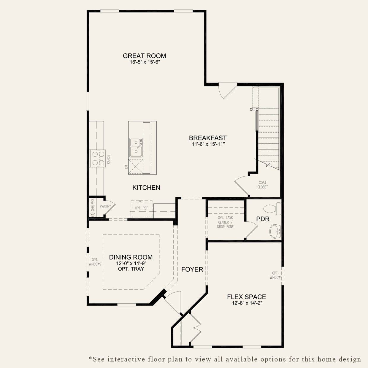 Magnolia In Johns Island Sc At Oakfield Pulte Marshall Mg Cab Wiring Diagram First Floor