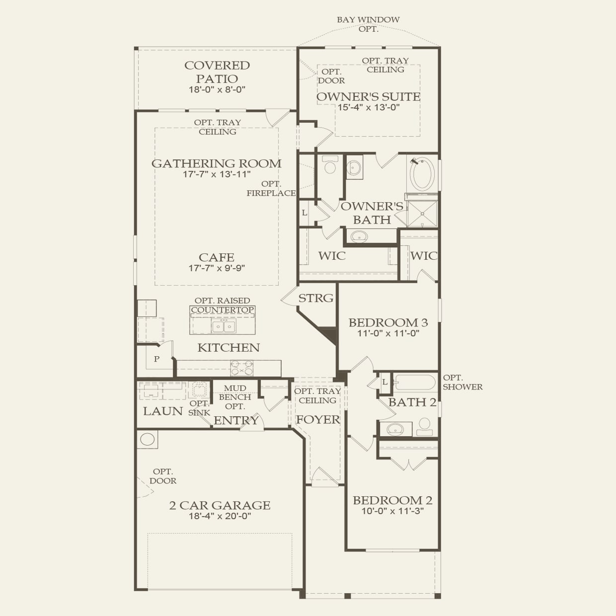 Divosta Carlyle Model Floor Plan Floor Roma