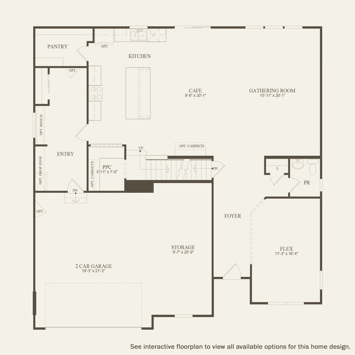 Westchester In Fishers At Hunters Run Pulte Gas Wiring Diagram Stove Whirlpool Sf 3300 First Floor