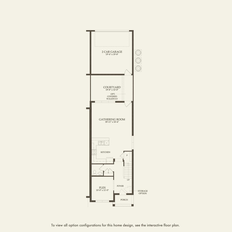 first floor - Cylinder Home Floor Plans