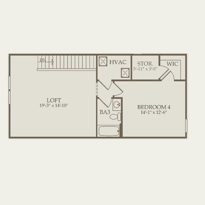 Martin Ray In Ponte Vedra Fl At Del Webb Attic Room 2 Wiring Diagram Br Ba Second Floor