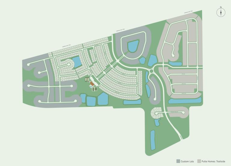 Abbeyville in Plainfield, IN at Vandalia by Del Webb | Del Webb
