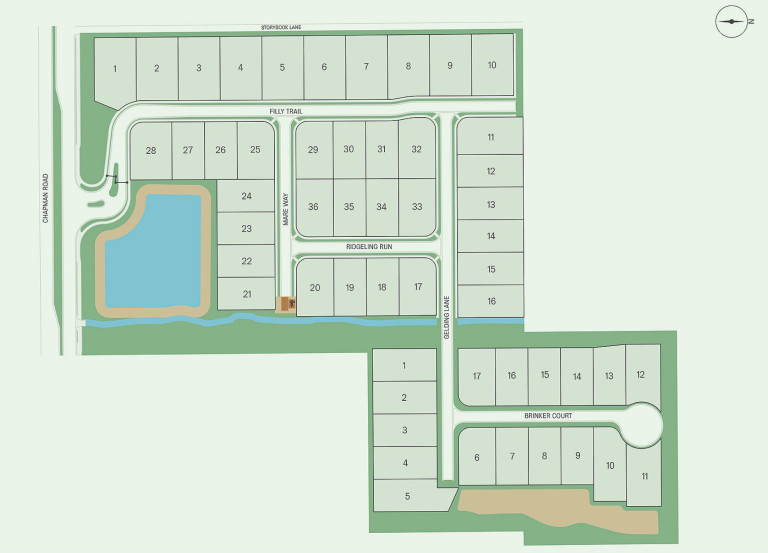 Pinnacle Grand in Oviedo FL at Brookmore Estates – Pinnacle Homes Floor Plans