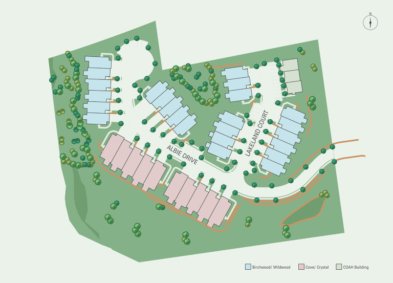 Enclave at Mountain Lakes New Home Communities   Mountain