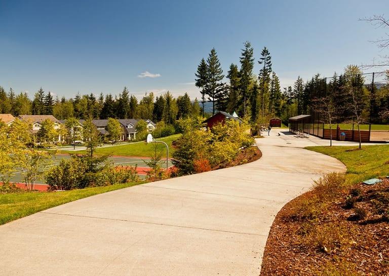 Snoqualmie ridge model homes