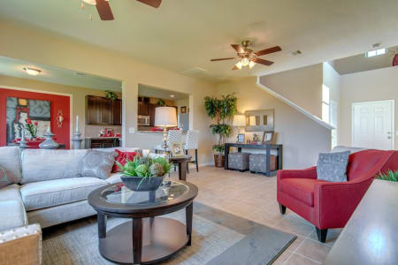 Centex model homes texas