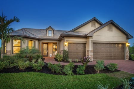 Pinnacle model homes