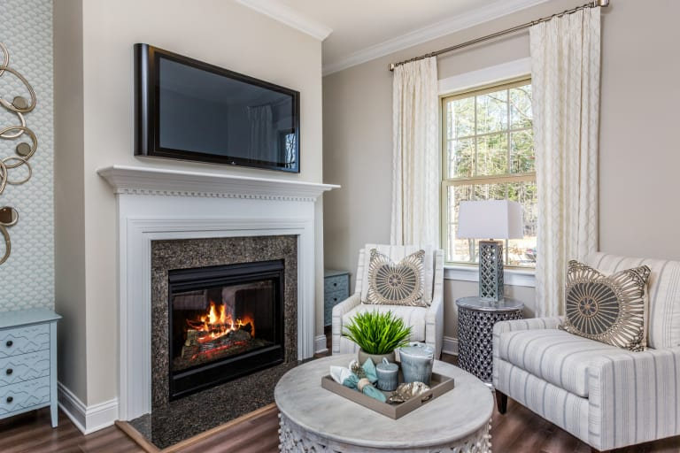 New Homes At Bella Casa Townes In Apex North Carolina