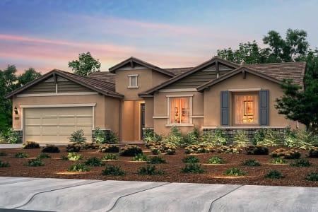 New Homes In Jurupa Valley California At Serrano Ranch