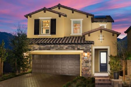 New Homes at Estrella in Las Vegas Nevada