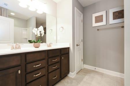Fresh Secondary Bathroom