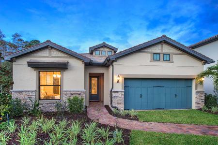 New Homes At Verona Pointe Estates In Naples Florida