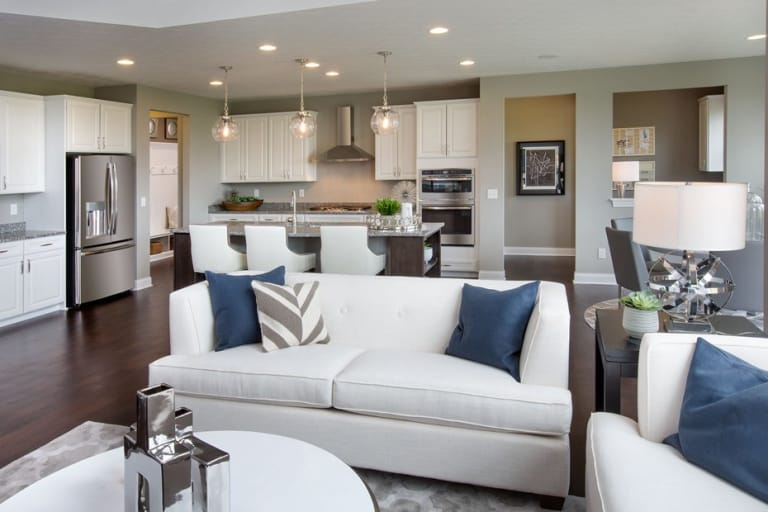 Dominion homes design center dublin ohio - Home design