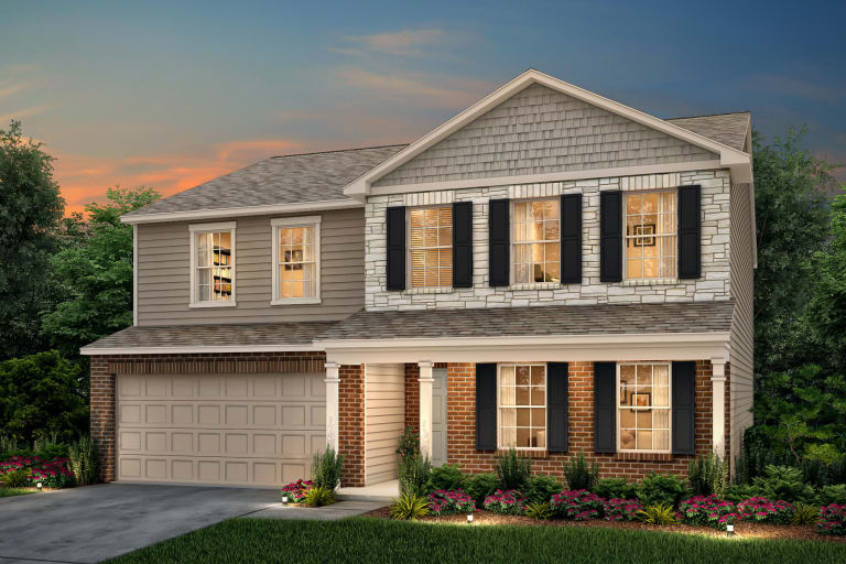 New Homes in Lebanon, Tennessee at Spence Creek | Centex | Best image of 43 best websites buy home for sale in finland 2018
