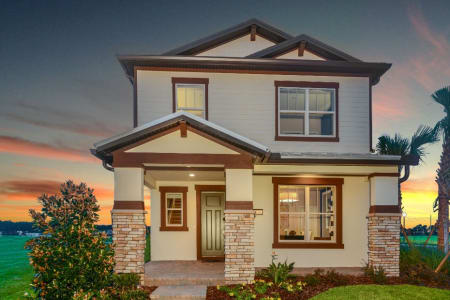 New Homes In The Orlando Area Fl Pulte
