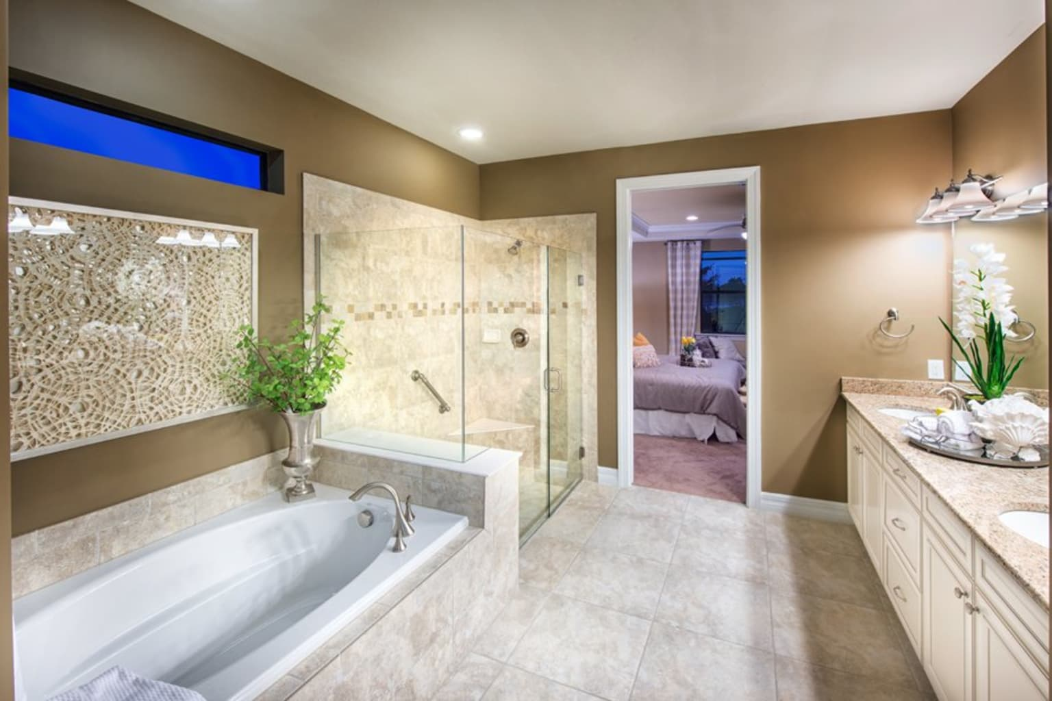 Soaking tub upgrade
