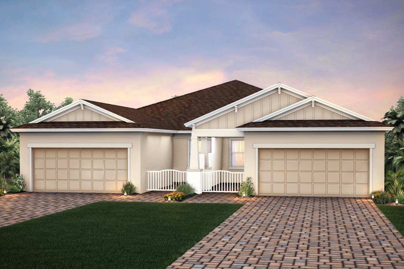 Home Exterior C1A