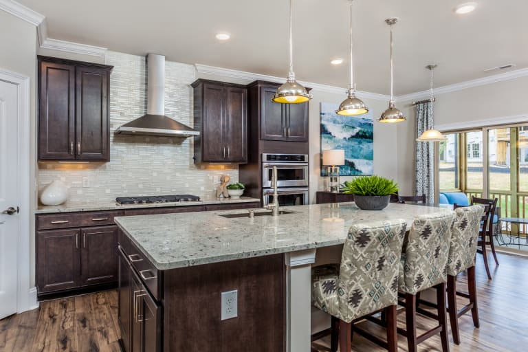 Amazing Kitchen New Homes In Apex North Carolina At Bella Casa Townes Pulte.  Exciting Pulte Homes Design Center.