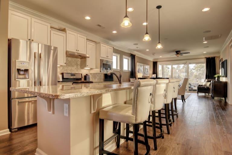 innovative kitchen and bath greensboro irwin kitchen new homes in wilmington north carolina at del webb wilmington