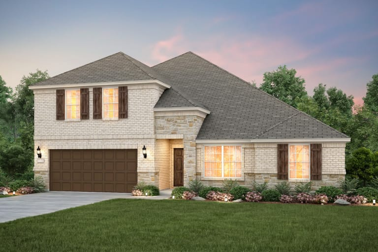 Addison In Mckinney Tx At Trinity Falls Pulte