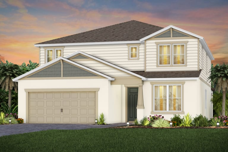 Yorkshire In Oviedo Fl At Chapman Pines Pulte