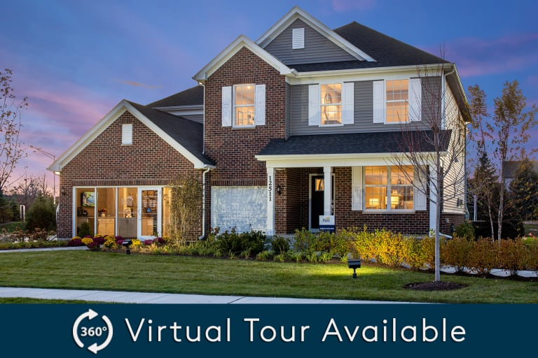 Westchester In Plainfield Il At Northpointe Pulte