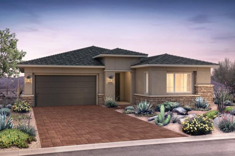 Astarea at Sky Crossing New Home Communities | Phoenix