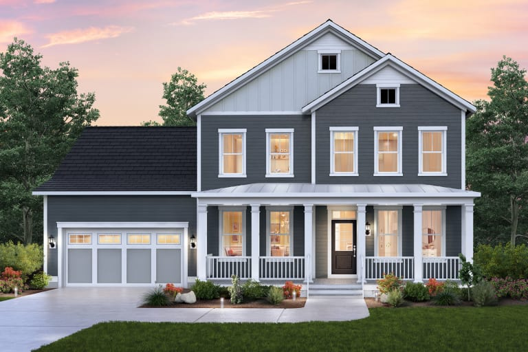 Glenriddle New Home Communities Berlin Maryland Homes Pulte