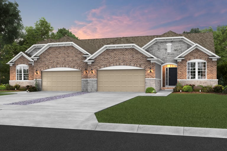 Villas at Inglewood Park New Home Communities | Ann Arbor, Michigan
