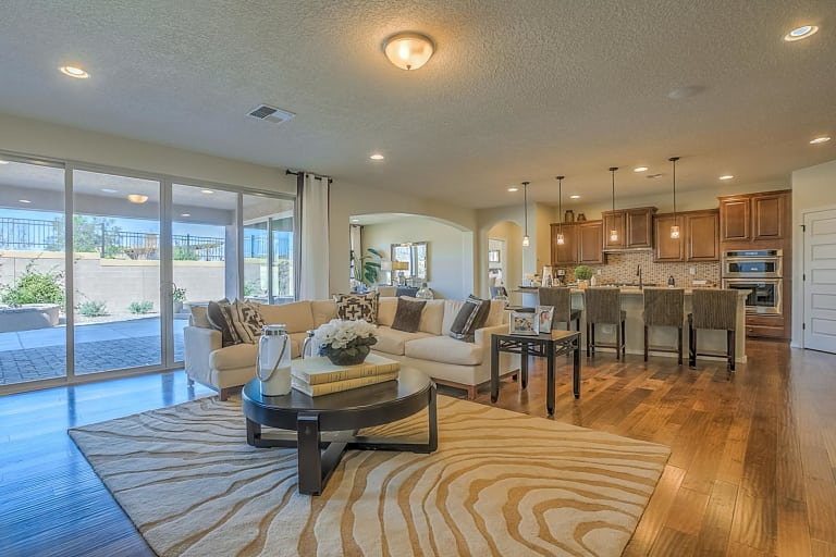 New homes for sale in albuquerque new mexico at mirehaven pulte