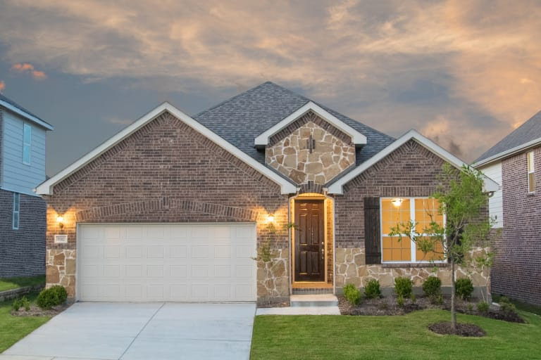 The Homestead at Ownsby Farms New Home Communities | Celina