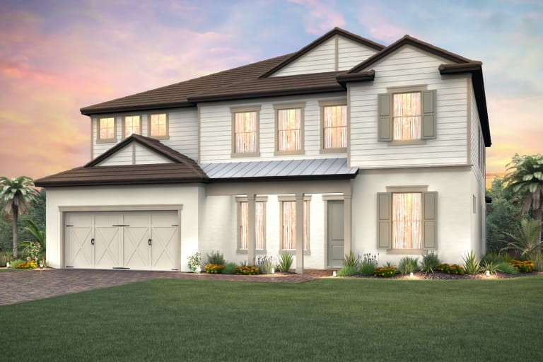 Phillips Grove New Home Communities   Doctor Phillips, Florida Homes