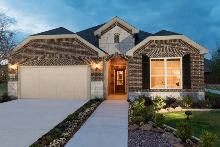 Enclave at Fossil Creek New Home Communities | Fort Worth