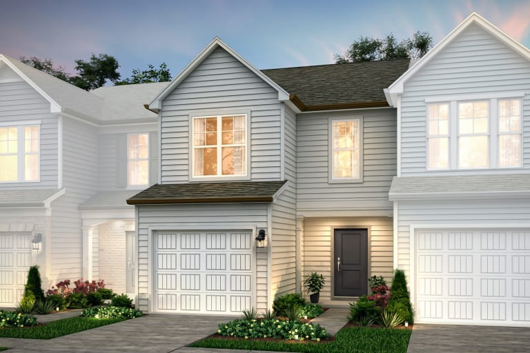 Davis Park Townes New Home Communities   Morrisville, North