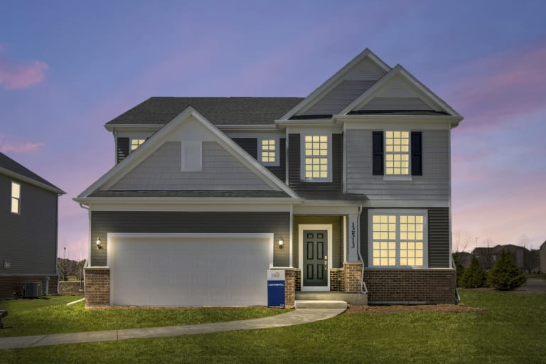 Continental in Plainfield, IL at Northpointe | Pulte