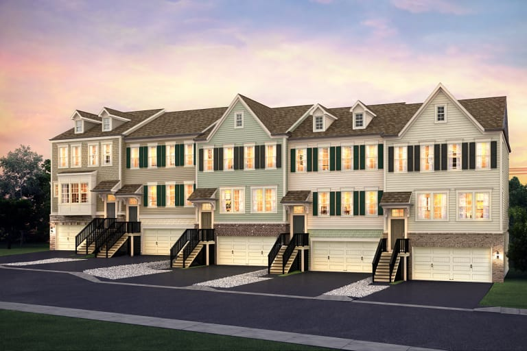 New Homes In Downingtown Pennsylvania At Applecross Country Club