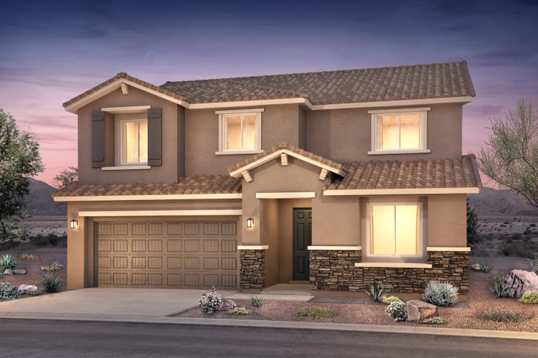 Volterra New Home Communities | Albuquerque, New Mexico