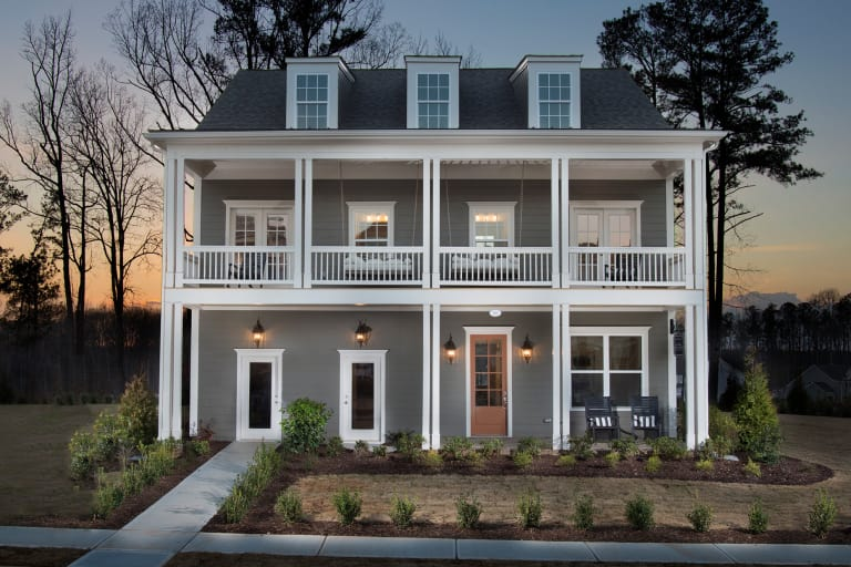 New Homes in Sandy Springs, Georgia at Atwater | JW