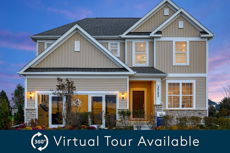 Wagner Farms New Home Communities Naperville Illinois Homes Pulte