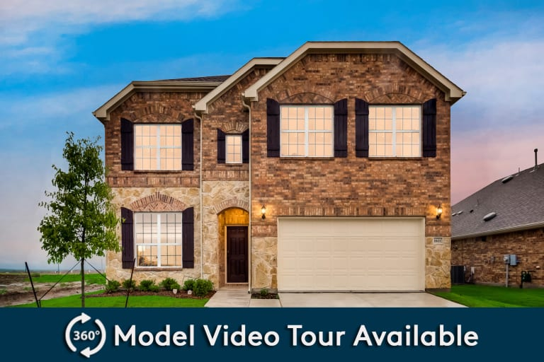 Caldwell In Mckinney Tx At Auburn Hills Pulte