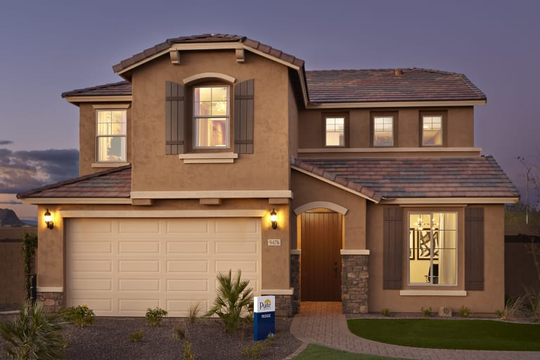 New Homes in Peoria, Arizona at Tierra Del Sol | Pulte on construction zone, house plans in flood areas, color zone, study zone,