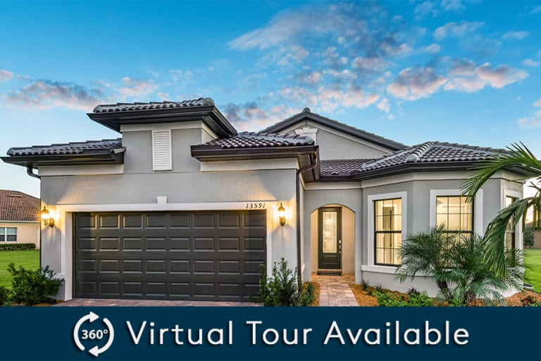 Summerwood In Fort Myers Fl At Bridgetown Pulte