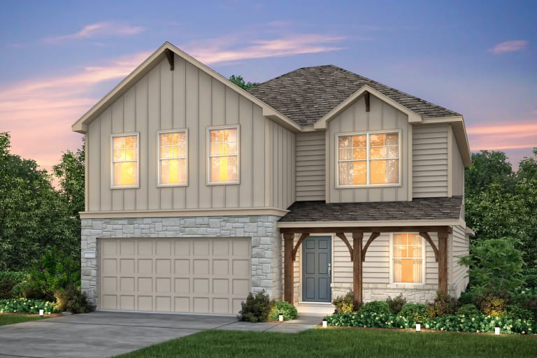 Sunfield New Home Communities | Buda, Texas Homes | Pulte on